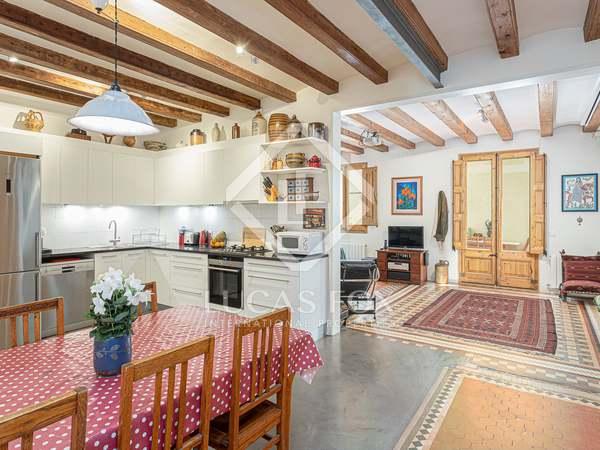 Appartement van 150m² te huur met 15m² terras in El Born