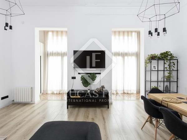 Квартира 147m², 45m² террасa аренда в Правый Эшампле