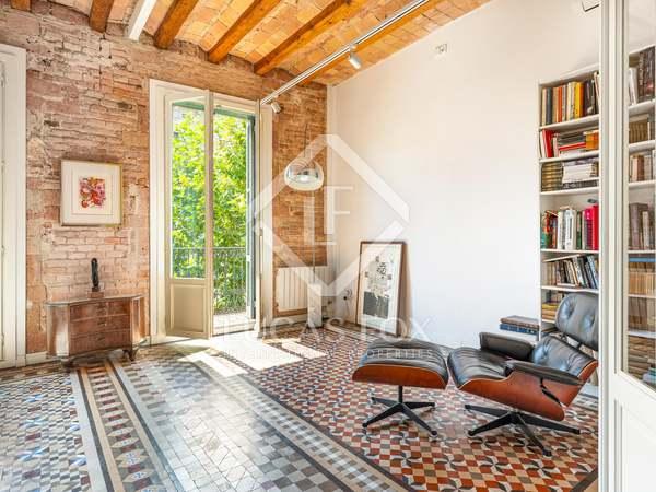 120m² Apartment for sale in Sant Antoni, Barcelona