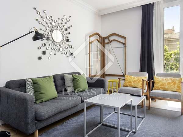 Appartamento di 145m² in affitto a Eixample Destro