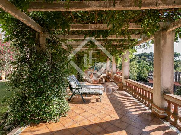 412m² House / Villa for sale in Vallvidrera, Barcelona