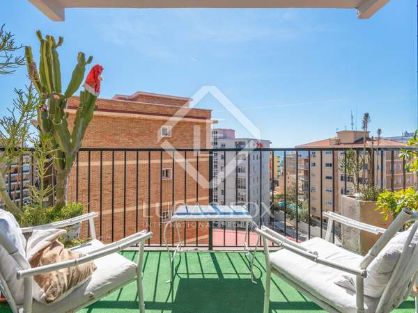 86m² Apartment with 6m² terrace for sale in East Málaga