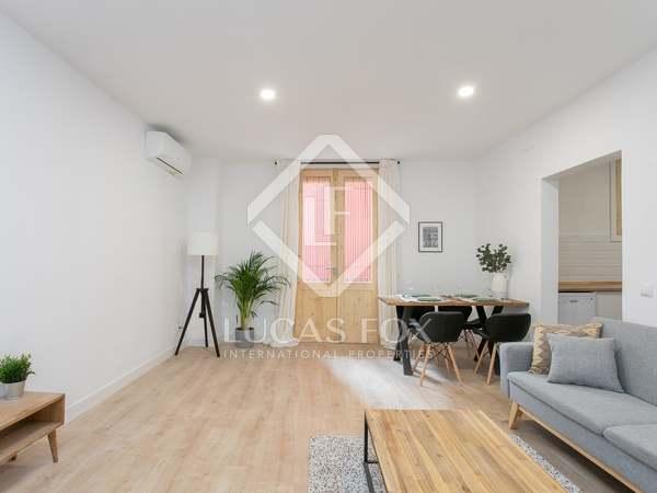 Piso de 77m² con 22m² terraza en venta en El Raval