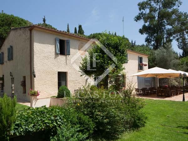 Maison / Villa de 530m² a vendre à Sant Vicenç de Montalt