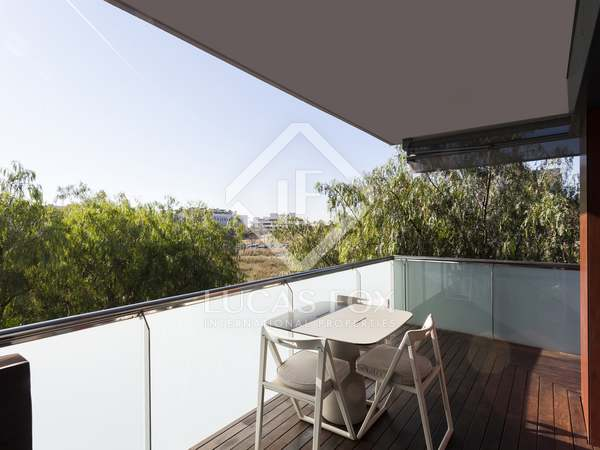 125 m² apartment with 17 m² terrace for sale in Sitges Town