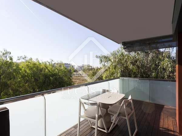 Piso de 125 m² con terraza, en venta en Sitges