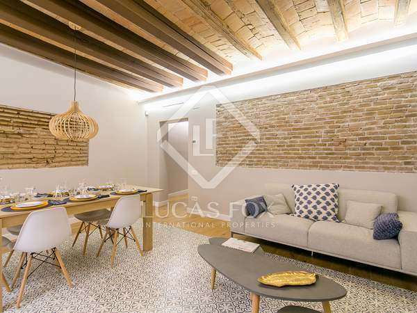 130m² Apartment for rent in El Born, Barcelona