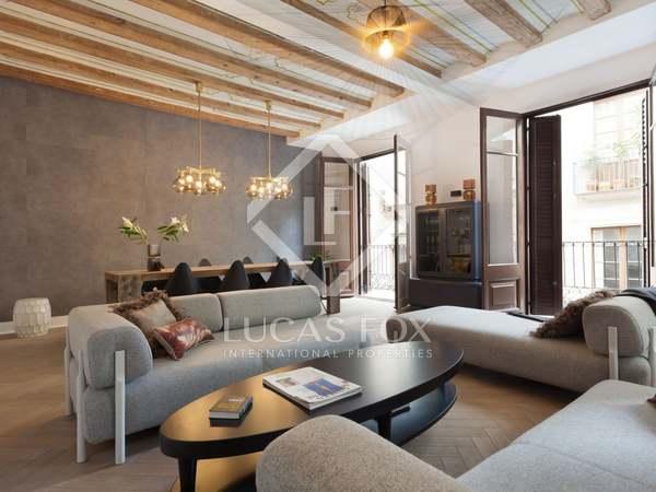 Квартира 140m², 7m² террасa аренда в Борн, Барселона