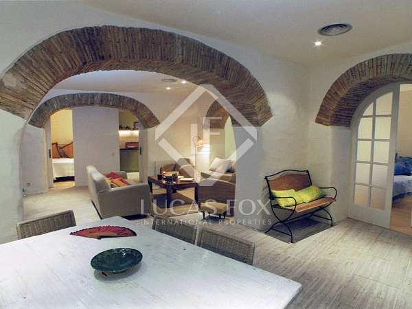 Lägenhet till salu i Sitges centrum, nära Barcelona