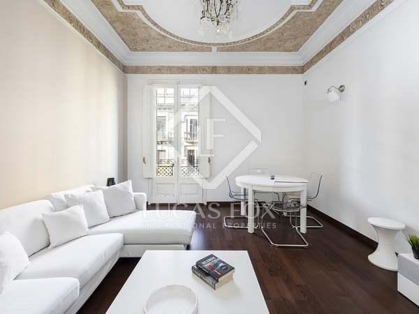appartement van te huur in Eixample Rechts, Barcelona