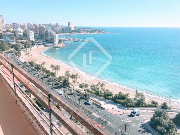 148m² Apartment with 48m² terrace for sale in Playa San Juan