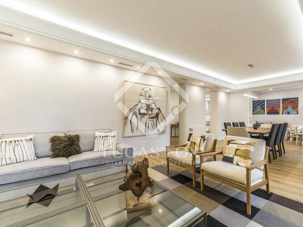 190m² Apartment for rent in Goya, Madrid