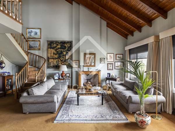 piso de 282m² con 22m² terraza en venta en Sarrià