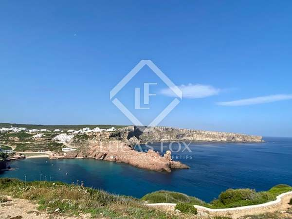 Parcel·la de 1,251m² en venda a Ciudadela, Menorca