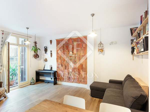 78 m² apartment for sale in Gracia, Barcelona