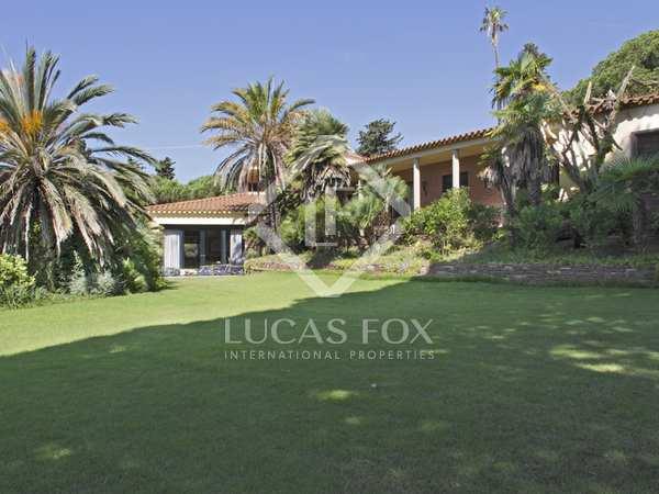 Maresme Coast estate for sale in Sant Andreu de Llavaneres