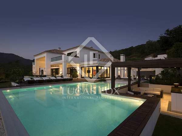6-bedroom luxury villa for sale in La Zagaleta, Marbella