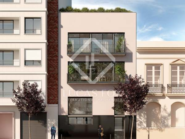 109m² Apartment with 120m² terrace for sale in Sant Gervasi - Galvany