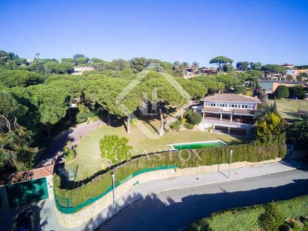 Casa / Vil·la de 2,260m² en venda a Sant Andreu de Llavaneres