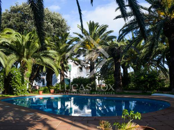 Landhuis van 152m² te koop in Ciudadela, Menorca