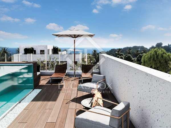 Penthouse van 175m² te koop met 395m² terras in Urb. de Llevant