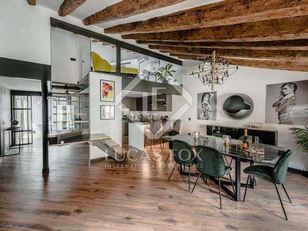 151m² Apartment for sale in Palacio, Madrid
