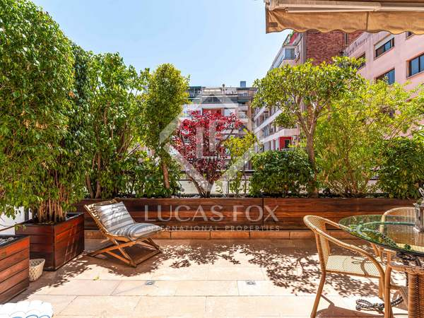 123m² Apartment with 32m² terrace for sale in Eixample Left