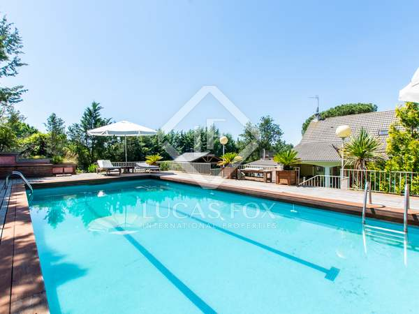 466m² House / Villa for sale in Pozuelo, Madrid