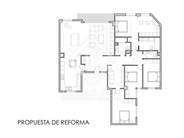 248m² Apartment for sale in El Pla del Remei, Valencia