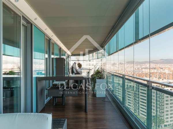 Appartamento di 110m² in affitto a Diagonal-mar, Barcellona