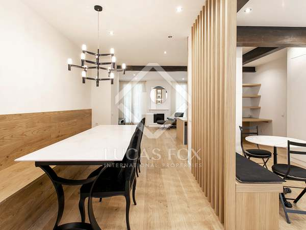 126m² Apartment for rent in Eixample Right, Barcelona