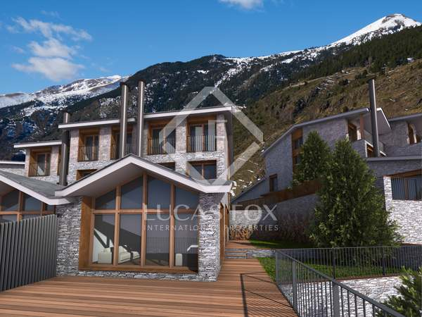 255m² house with garden for sale near Grandvalira