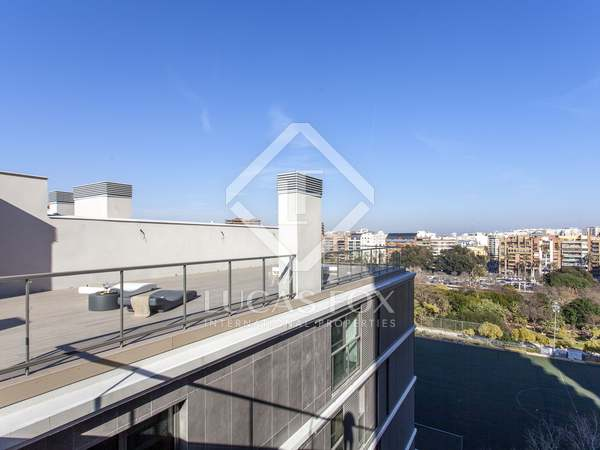 143 m² penthouse with 285 m² terrace for sale in La Xerea