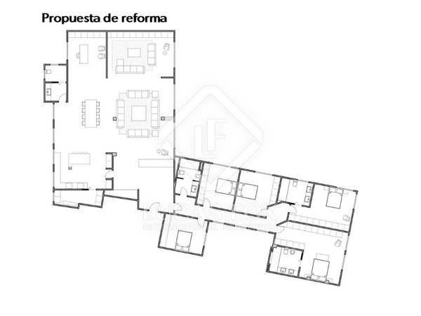 Piso de 429 m² en venta en La Xerea, Valencia