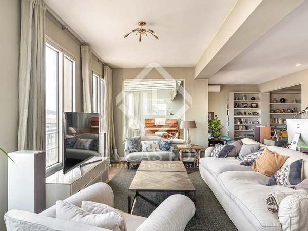Penthouse de 270m² a vendre à Eixample Droite, Barcelona