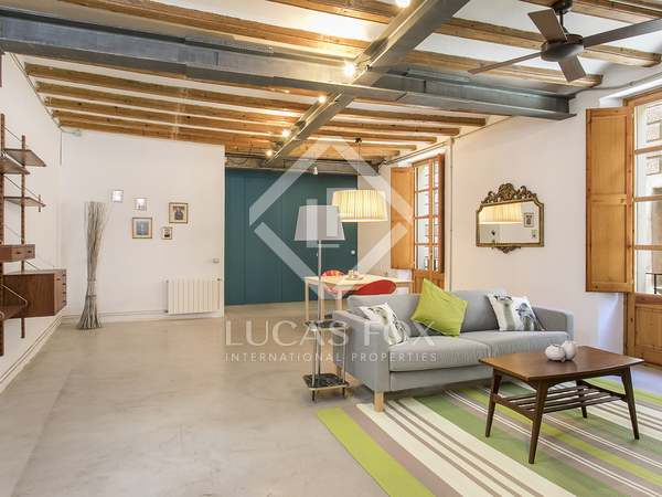 145m² apartment for rent in Gótico, Barcelona