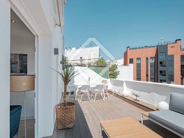 125m² Apartment with 25m² terrace for sale in Lista, Madrid