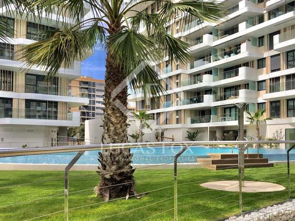 95m² Apartment with 19m² terrace for rent in Playa San Juan