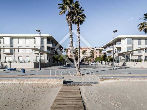 Terreno di 3,993m² in vendita a Playa de la Malvarrosa