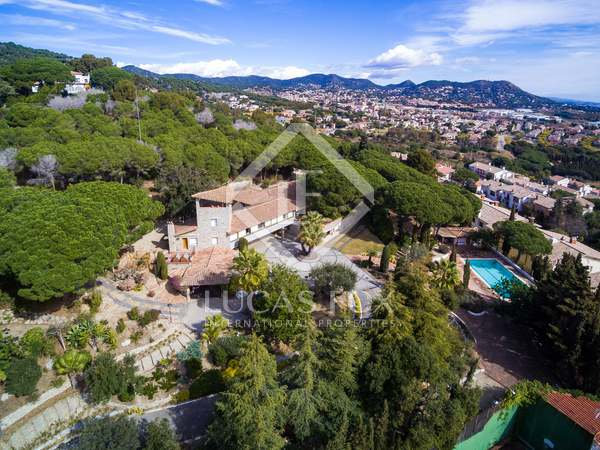 578 m² house for sale in Premià de Dalt, Maresme