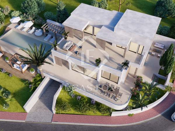 Huis / Villa van 450m² te koop in Ibiza Town, Ibiza