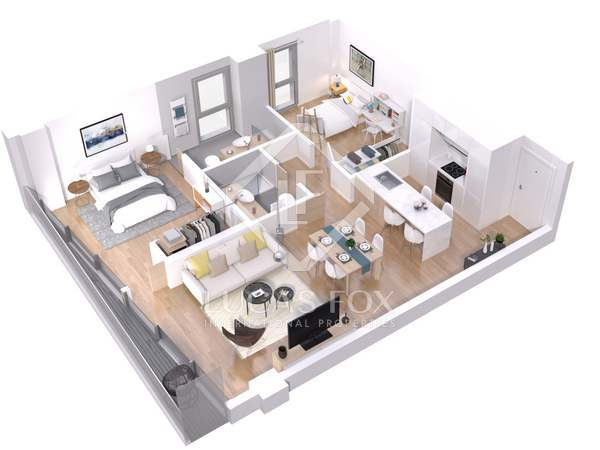 68m² Apartment for sale in Lloret de Mar / Tossa de Mar