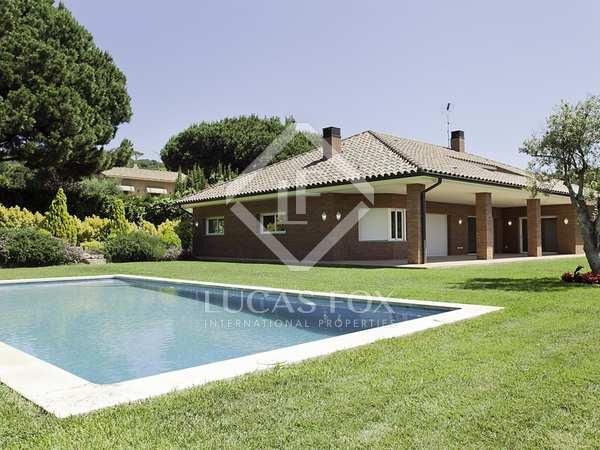 Superb house for sale on Maresme coast near Barcelona city