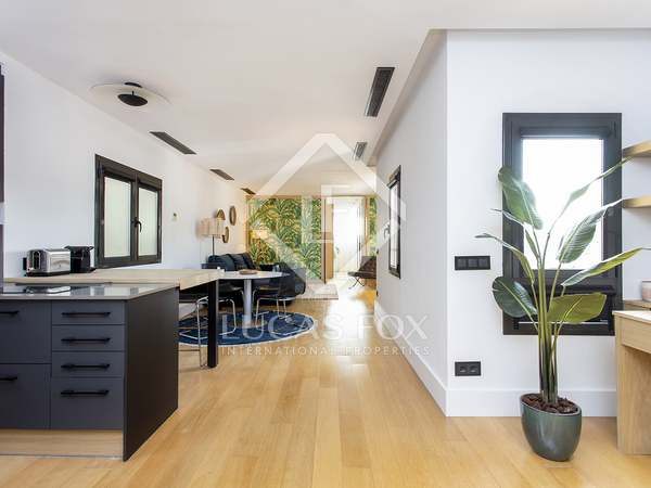 81m² Apartment for rent in Eixample Right, Barcelona