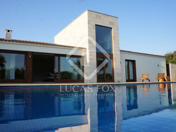 350 m² villa with a garden for sale in Menorca
