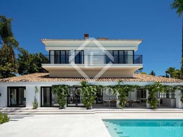 Huis / Villa van 502m² te koop met 77m² terras in Nueva Andalucía