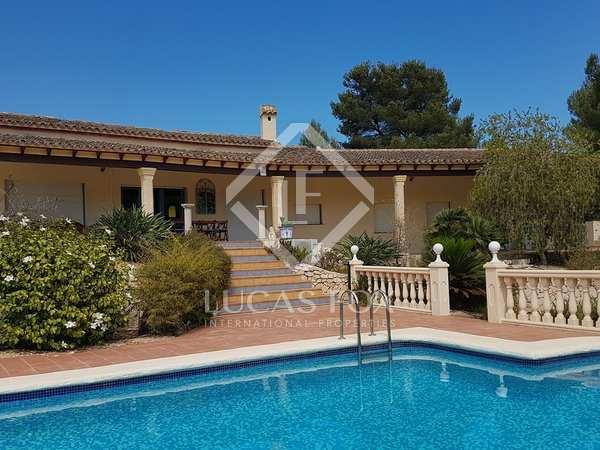 Huis / Villa van 442m² te koop in Jávea, Costa Blanca