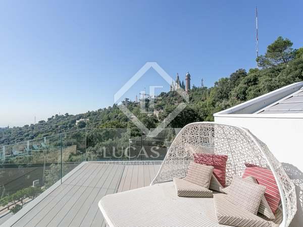 Casa / Villa di 238m² con giardino di 4,900m² in affitto a Sant Gervasi - La Bonanova