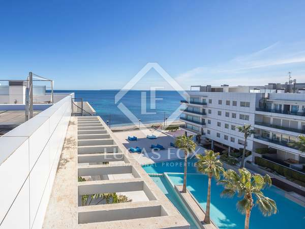 91m² penthouse for sale in Ibiza
