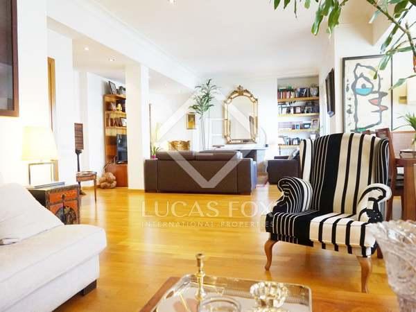 200m² apartment with 8m² terrace for rent, El Pla del Remei
